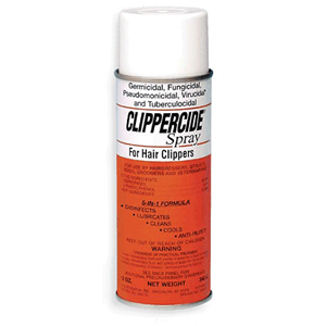 Clippercide Spray For Clippers