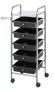 Direct Salon Supplies Coiffeur Trolley