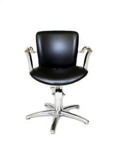 Crewe Bermuda Hydraulic Styling Chair