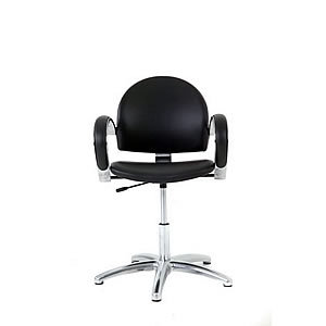Crewe Clio Gas Lift Styling Chair
