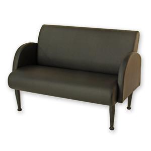 Direct Salon Supplies Divan 2 Seater Waiting Seat