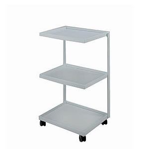 Direct Salon Supplies 3 Shelf Beauty Trolley