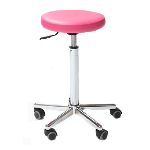 Crewe Orlando Pink Cutting Stool
