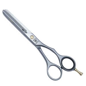 DOVO 538 Offset Thinning Scissors 5.5