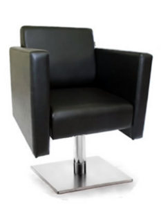 Direct Salon Supplies Boxta Hydraulic Styling Chair on Square Base