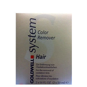 goldwell color remover