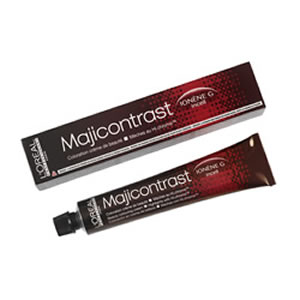 L'oreal Majicontrast Red
