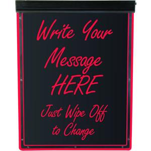 Direct Salon Supplies Illuminated Message Board