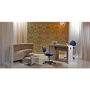 Rem concorde nail beauty salon furniture package for Beauty salon furniture suppliers