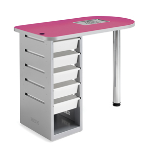 REM Popular Style Nail Station in Colour