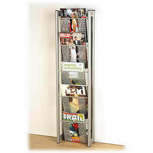Magpod Wall Mounted Magazine Rack