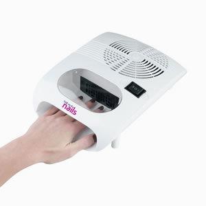 Direct salon supplies nail polish dryer for Nail salon equipment