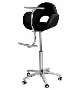Direct Salon Supplies Pasha Child Seat in Black