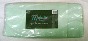 Majestic Towel Mint Green Pack of 12