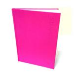 Direct Salon Supplies 6 Column Pink Appointment Book
