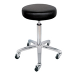Deo Cutting/Beauty Technicians Stool in Black