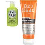 Tigi Bed Head Styleshots Extreme Straight Conditioner 200ml - Previously Control Freak Conditioner