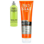 Tigi Bed Head Styleshots Extreme Straight Shampoo 250ml - Previously Control Freak Shampoo