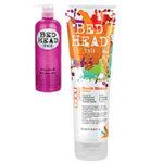 Tigi Bed Head Colour Combat Dumb Blonde Shampoo 250ml - Previously Dumb Blonde Shampoo