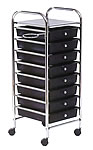 Direct Salon Supplies Storage Trolley