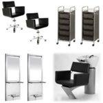 Direct Salon Supplies Milan Salon Furniture Package A