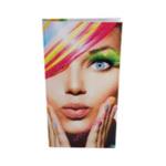 Direct Salon Supplies Premium Rainbow Hair Appointment Book