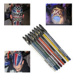 Graff*Etch Coloured Pencils Pack 8