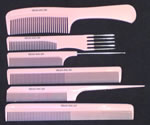 Head Jog Pink 6 Combs Set