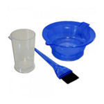Hair Tools Royal Blue Tinting Set