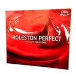 Wella Koleston Perfect Client Shade Consultation Chart