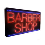 Direct Salon Supplies LED Barbers Sign
