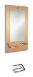 Nelson Mobilier Kua Gold Styling Unit