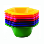 Rainbow Tinting Bowl Set