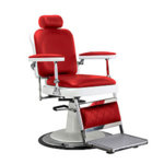 REM Vantage Coloured Barbers Chair