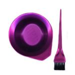Metallix Pink Tint Bowl & Tint Brush