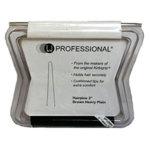 LJ 3 Inch Heavy Plain Brown Pins Pack 500