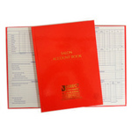 Direct Salon Supplies Salon Accounts Book