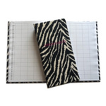 Direct Salon Supplies Zebra Appointment Book