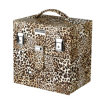 Direct Salon Supplies Leopard Nail Technicians Case