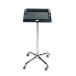 Direct Salon Supplies Escort Black Square Service Trolley