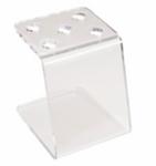 Direct Salon Supplies Clear Plastic Scissor Holder
