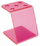 Direct Salon Supplies Pink Plastic Scissor Holder
