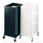 Direct Salon Supplies Discrete Trolley