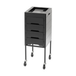 Direct Salon Supplies Secret Black Trolley