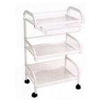 Direct Salon Supplies Viola Beauty Trolley