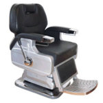 Direct Salon Supplies Utopia Barbers Chair in Black