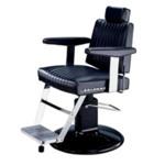 Takara Belmont Dainty Black Barbers Chair (405/85B)