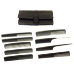 TRI Fortess Carbon Fibre Super Comb Set