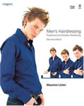 Men's Hairdressing 3rd Edition Traditional & Modern Barbering By Maurice Lister 05284