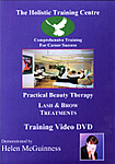 Lash And Brow Treatments DVD
